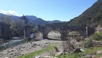 187 Bastia (Frankreich - Korsika) - Ausflug nach Corte (Ponte Nuovo)