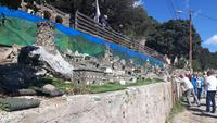 189 Bastia (Frankreich - Korsika) - Ausflug nach Corte (Ponte Nuovo - Dorf Imaginy Carriolu)