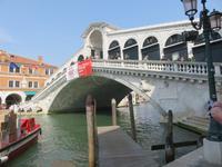 Venedig Rialtobrücke