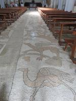 Otranto - Mosaikboden in der Kathdrale