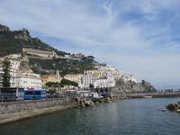 Neapel - Ausflug Amalfiküste