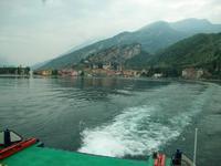 Bootsfahrt nach Limone