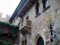 Verona, der Balkon der Julia