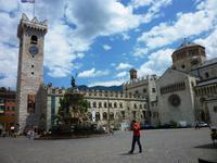 26.06.2014 Trento, Domplatz