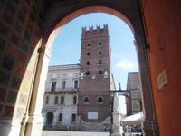 Geschlechterturm in Verona