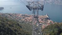 Fahrt auf den Monte Baldo