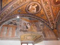 Fresken an Wand und Decken