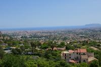 Blick auf Palermo von Monreale aus