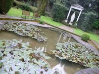 Vatikanischer Garten Castel Gandolfo