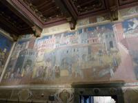 Siena, Die gute Regierung, Rathaus
