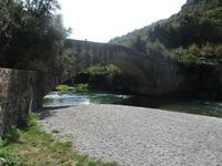 1. Tag Riva del Garda - am Fiume Sarca