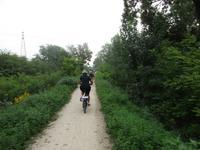 3. Tag - auf dem Weg nach Vicenca (1)