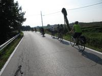 3. Tag - auf dem Weg nach Vicenca (2)