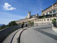 Assisi_Kloster