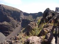 Vesuv_Blick in den Krater_1
