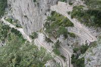 Capri- Augustusgarten - Via Krupp