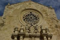 Otranto_Kathedrale_Santa_Maria_Annunziata_Fensterrose
