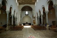 Otranto_Kathedrale_Santa_Maria_Annunziata_Langhaus