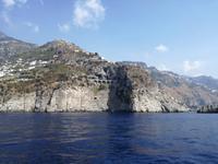 Bootsfahrt nach Amalfi