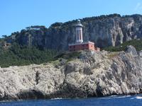 Leuchtturm Capri