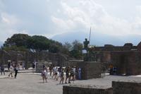 Forum in Pompeji