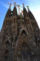 219 Barcelona, Sagrada Familia (Sühnekirche der Heiligen Familie)