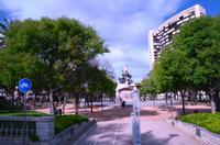 220 Barcelona, Gründerzeitbrunnen