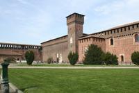 0126 Mailand, Castello Sforzesco