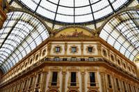 0190 Mailand, Galleria Vittorio Emanuele II - Amerika