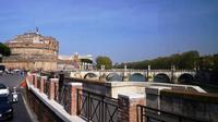 0290 Rom, Engelsburg mit Engelsbrücke