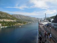 Ankunft in Dubrovnik