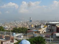 Blick über Izmir