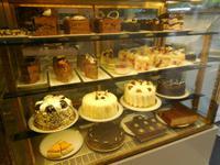 Eine üppige Kuchenauswahl