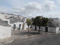 in der Trullistadt Alberobello