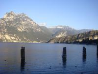 Panoramafahrt entlang des Gardasees
