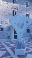 Carrara (Cave di Colonnata - Künstler-Atelier von Boutros Romheim)