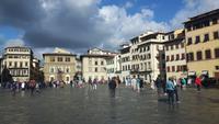 Florenz (Piazza di Santa Croce)