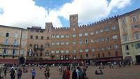 Siena (Piazza del Campo)