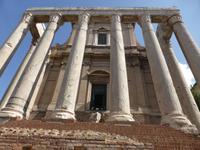 Im Forum Romanum (3)