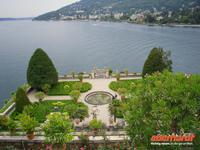 Garten auf der Isola Bella