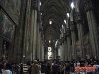 im Dom von Mailand
