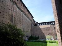 02.06.2013 Mailand, Castello Sforzesco