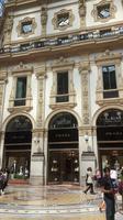 Mailand (Galleria Vittorio Emanule II)