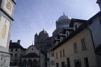 Wallfahrtskirche Madonna del Sangue in Re