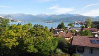 Hotel Flora in Stresa - Zimmer mit Seeblick