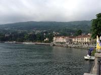 Baveno am Hafen