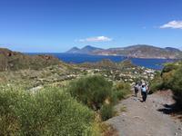 Vulcano - Wanderung zum Gran Cratere