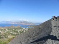Aufstieg zum Gran Cratere von Vulcano