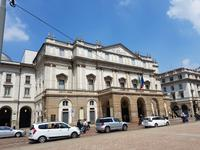 301_Mailand; Scala Außenansicht