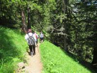 Wanderung am Monte Rite
